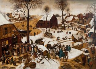 Brueghel Nativity